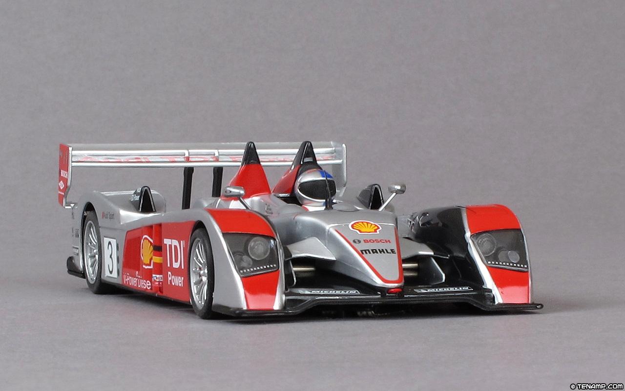 Avant Slot 50112 Audi R10 Tdi 3 Le Mans 24 Hours 2007