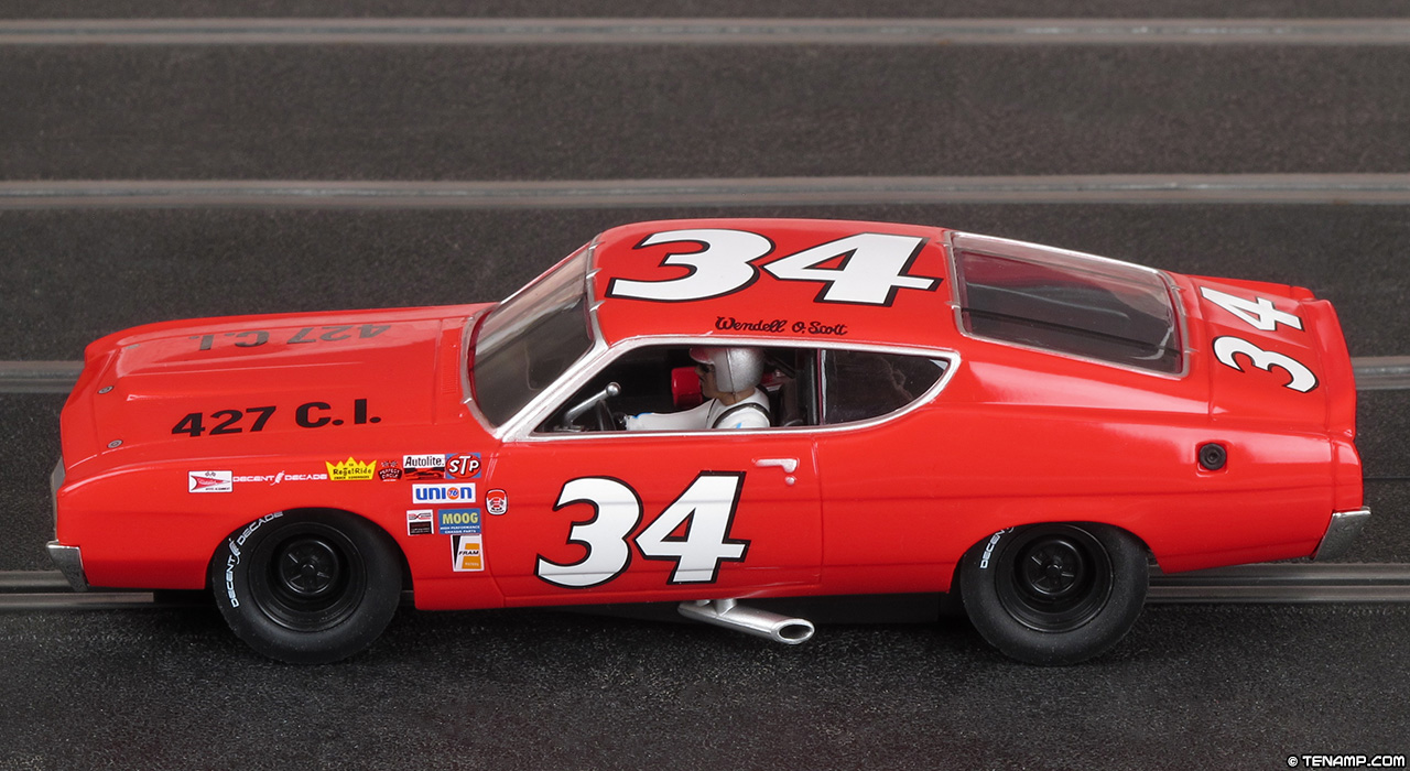 Ford Torino Race Car