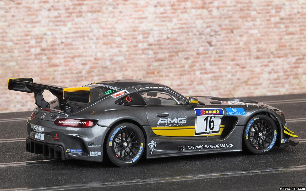 Mercedes Amg Gt >> Carrera 20027531 Mercedes-AMG GT3 - #16 VLN Endurance Series 2015