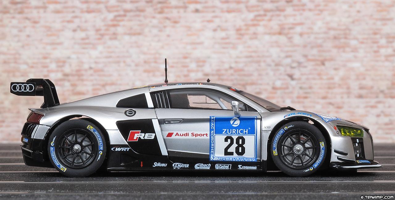 Carrera 20027532 Audi R8 Lms 28 Audi Sport Team Wrt 2015