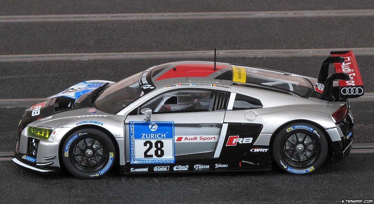 Audi r8 lms 15
