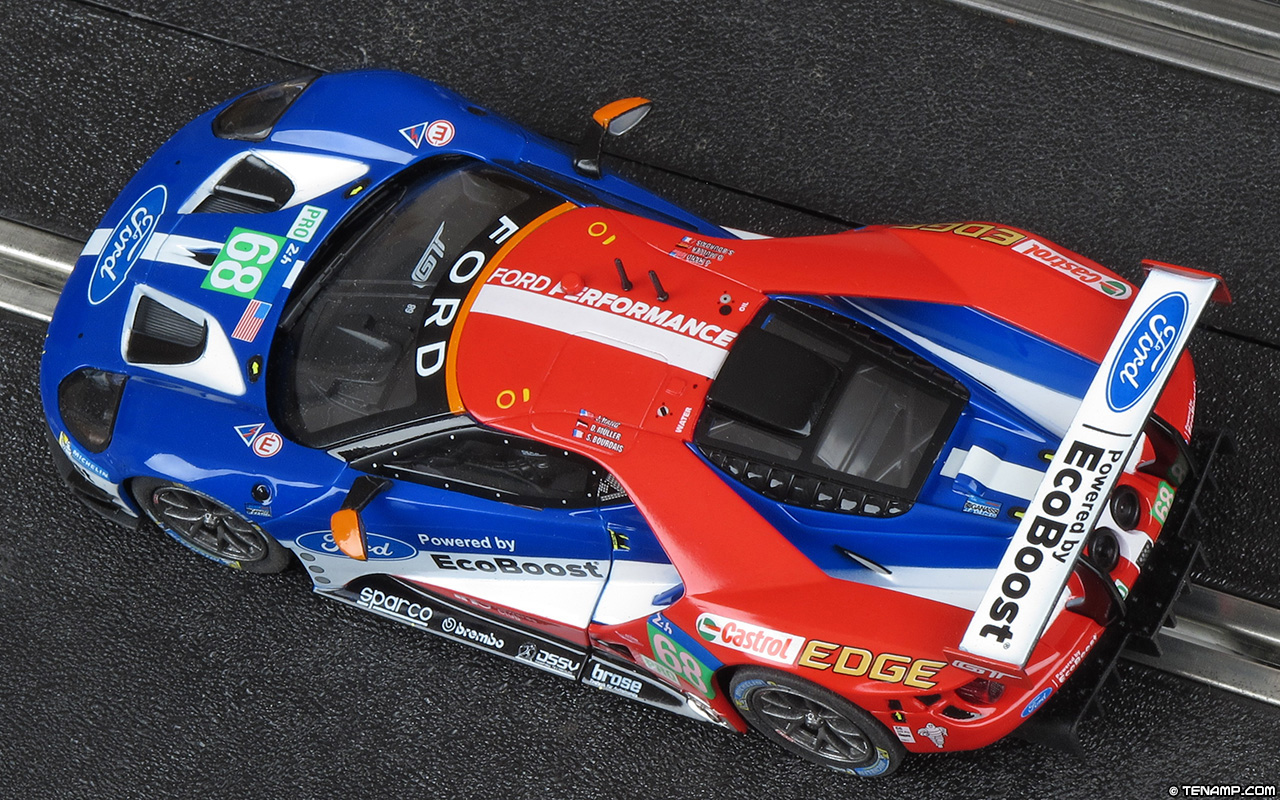 Carrera 20027533 Ford GT - #68 Le Mans 24 Hours 2016 on monaco ford gt, ferrari ford gt, scalextric ford gt, electric ford gt, classic ford gt, go kart ford gt, lego ford gt, airfix ford gt, lotus ford gt, police ford gt,