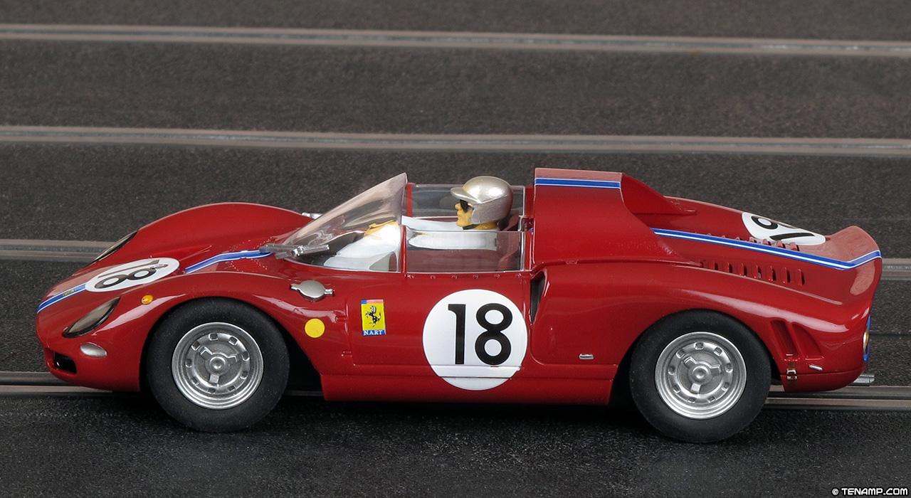 Carrera 20027536 Ferrari 365 P2 18 Nart North American Racing Team 7th