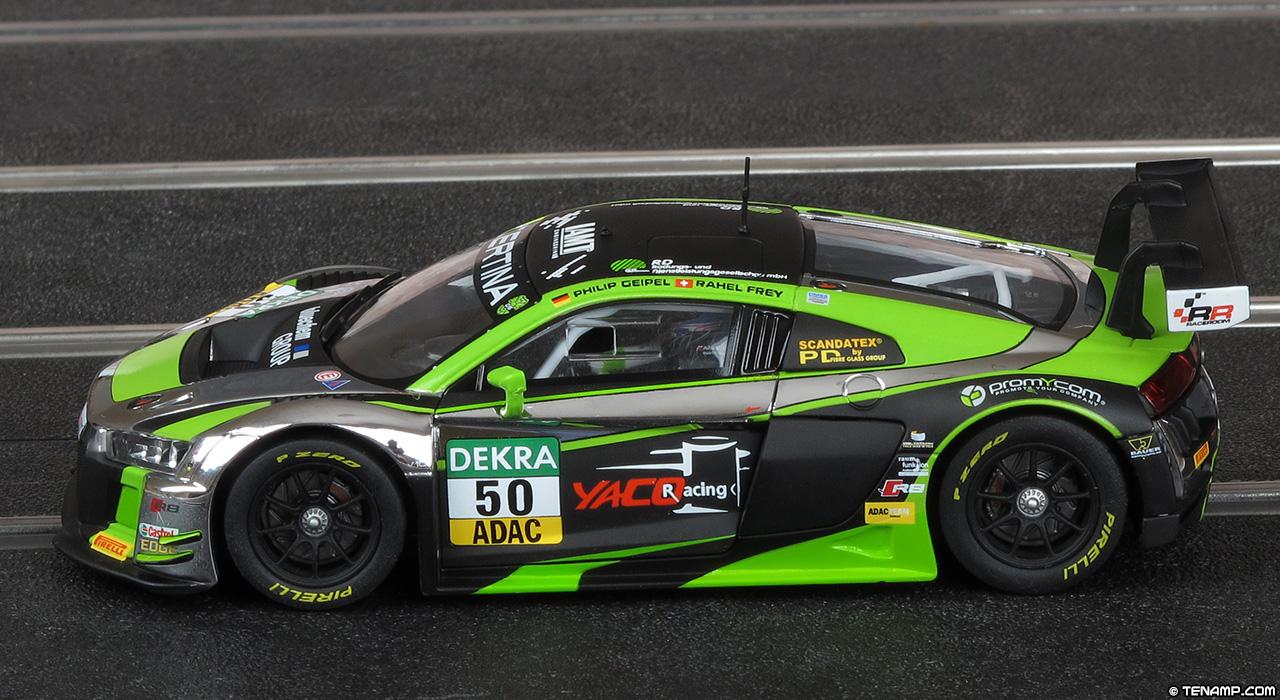 Carrera 20027546 Audi R8 Lms 50 Yaco Racing Adac Gt