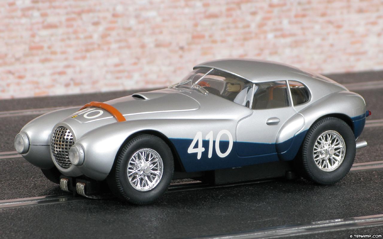 Carrera 25710 Ferrari 166 212 Mm Uovo 410 Mille Miglia