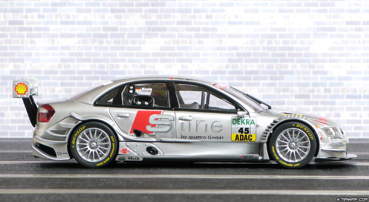 Carrera 25745 Audi A4 Dtm 45 Frank Biela 2004