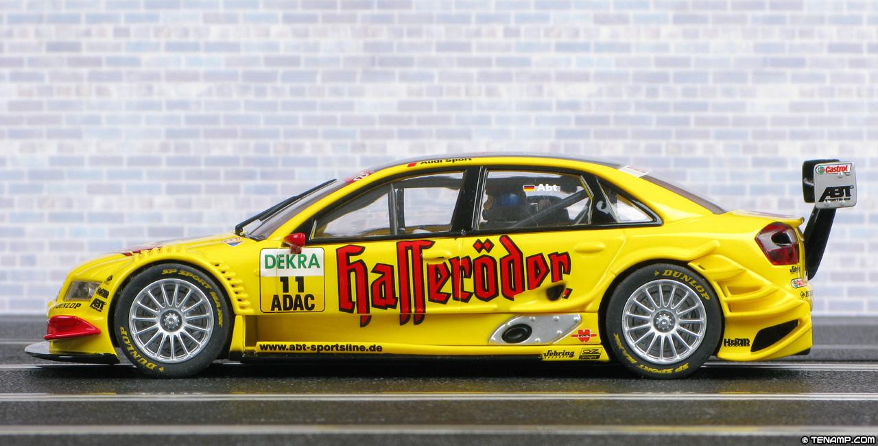 Carrera 25746 Audi A4 Dtm 11 Hasser 246 Der Christian Abt