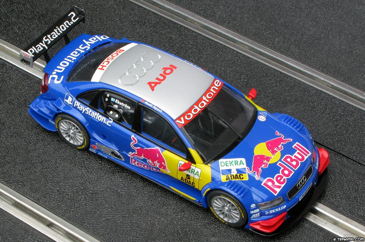 Carrera 25751 Audi A4 Dtm 5 Red Bull Mattias Ekstr 246 M 2004