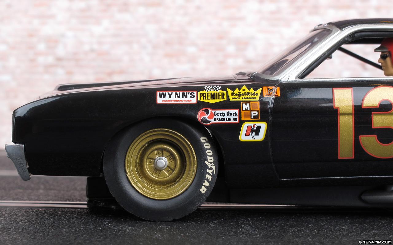 Carrera 25770 Ford Torino Talladega 13 Bobby Unser 1969