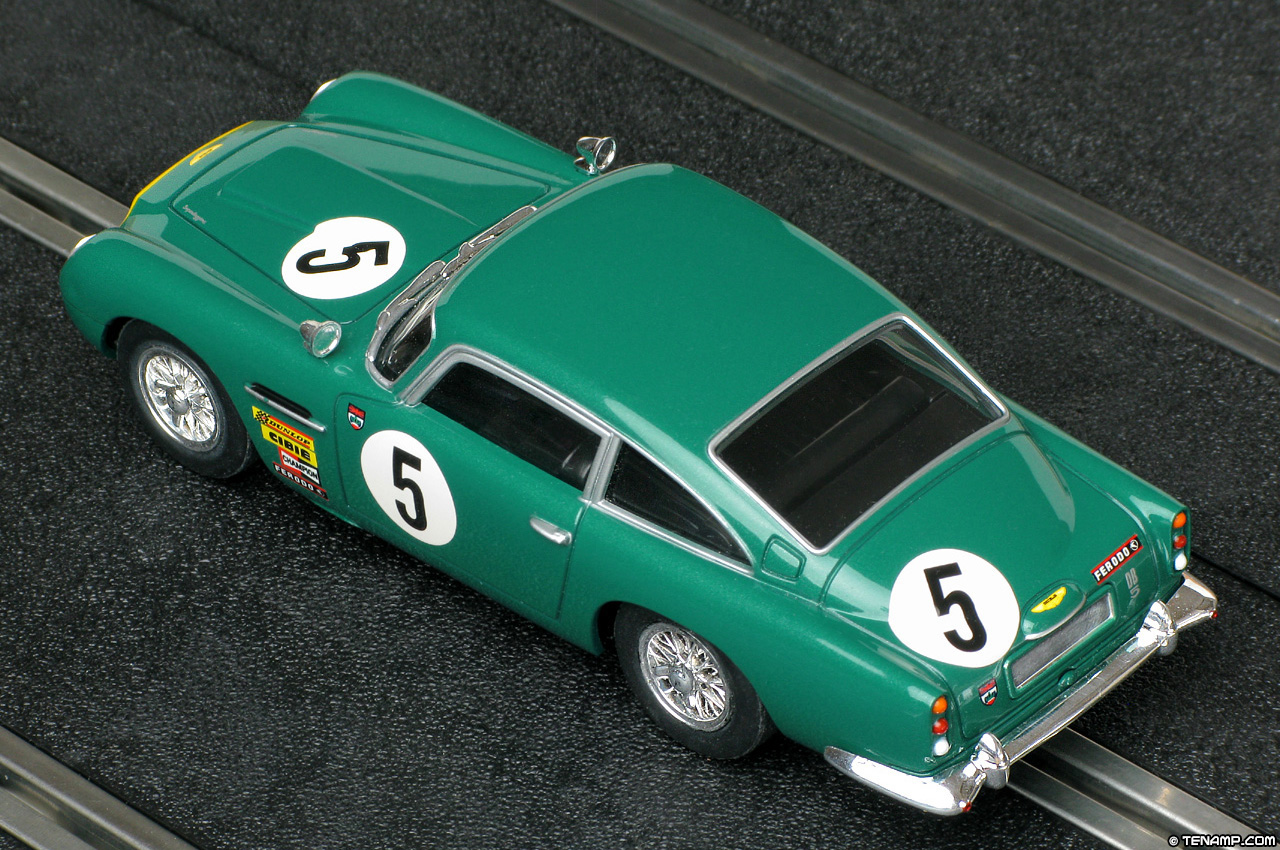Db5 Aston Martin >> Carrera 25775 Aston Martin DB5 - #5 green historic racer