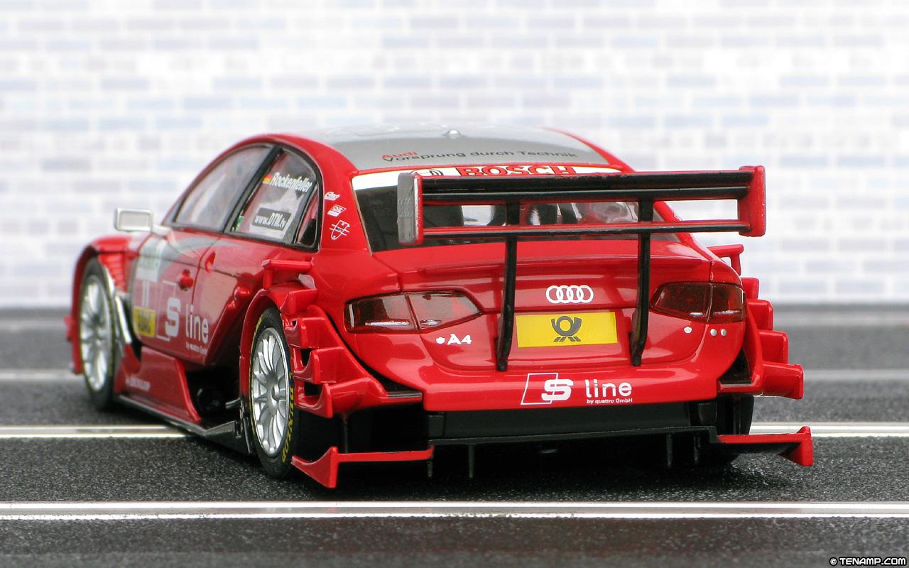 Carrera 27292 Audi A4 Dtm 11 S Line Mike Rockenfeller 2009