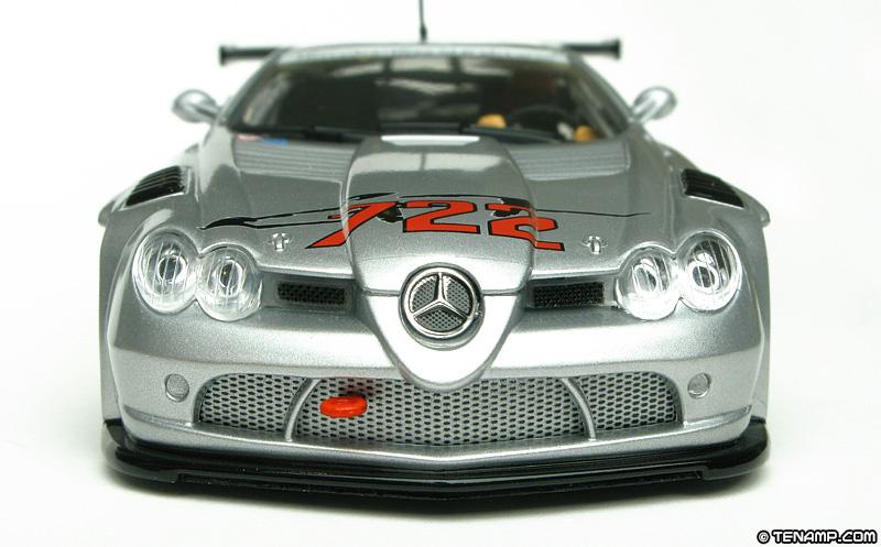 Carrera 27298 Mercedes Benz Slr Mclaren 722 Gt