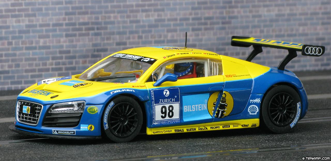 Carrera 27322 Audi R8 Lms 98 Bilstein N 252 Rburgring