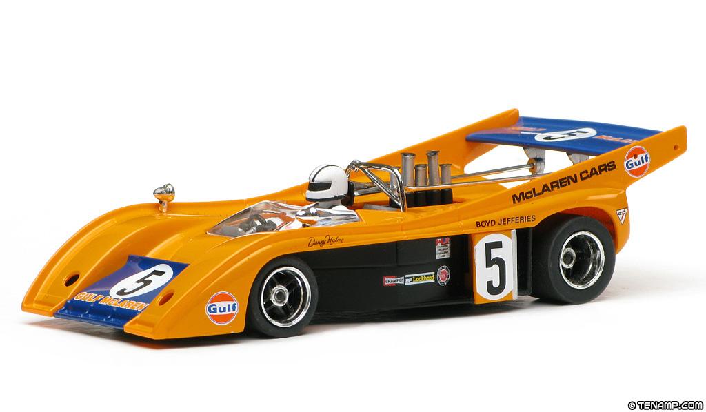 Can Am Car >> Carrera 27328 McLaren M20 - #5 Gulf McLaren. Can-Am 1972.