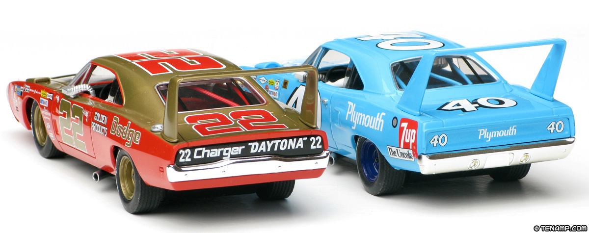 charger daytona sponsor owner golden products mario rossi 7th place ...