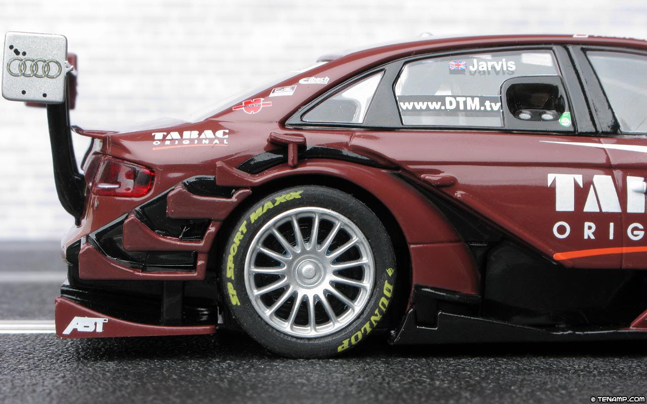 Carrera 27357 Audi A4 Dtm 2 Tabac Original Oliver