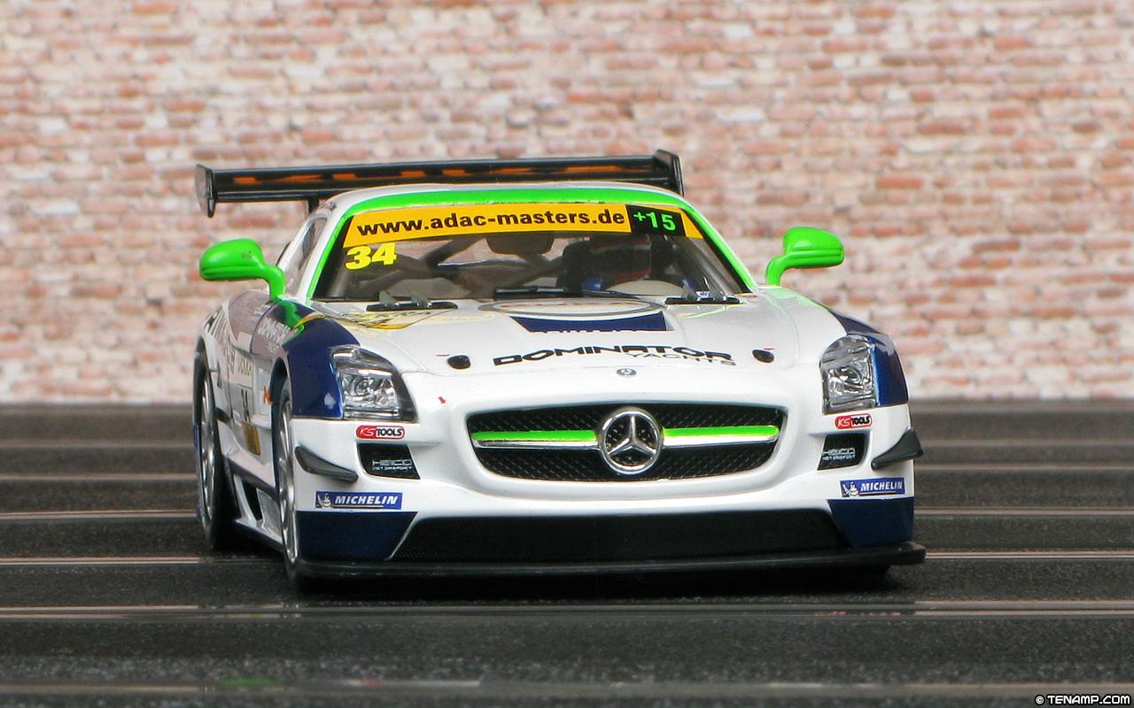 Carrera 27382 Mercedes Benz Sls Amg Gt3 34 Heico
