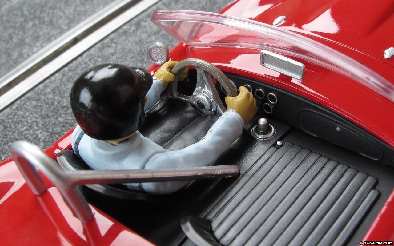 Carrera 27412 shelby cobra 289 16 dnf sebring 12 hours 1963