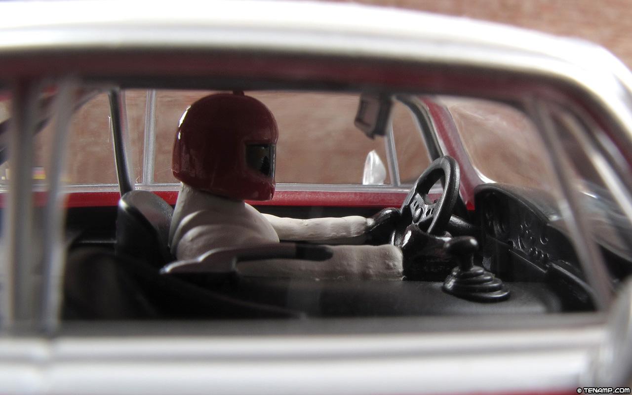 Carrera Alfa Romeo Gta Silhouette Okp