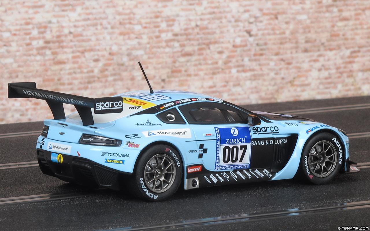 Carrera 27447 Aston Martin V12 Vantage Gt3 Nurburgring 2012