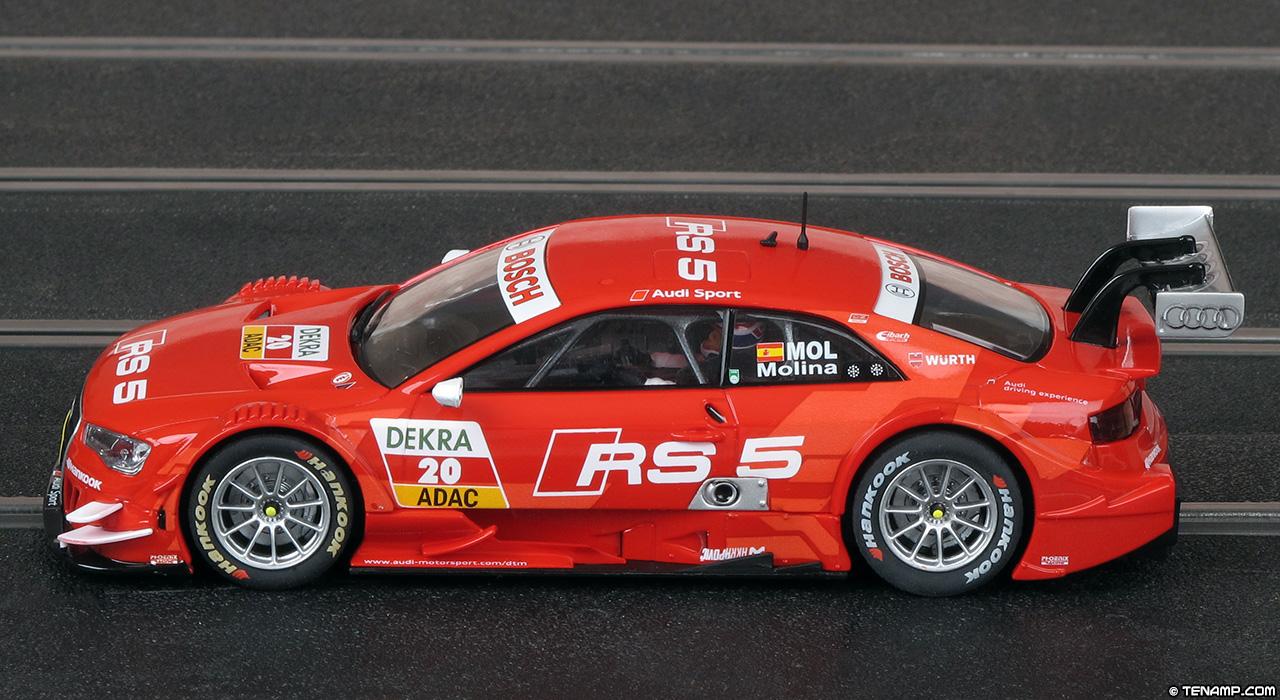 Carrera 27453 Audi A5 Dtm 20 Audi Rs5 Molina Dtm 2013