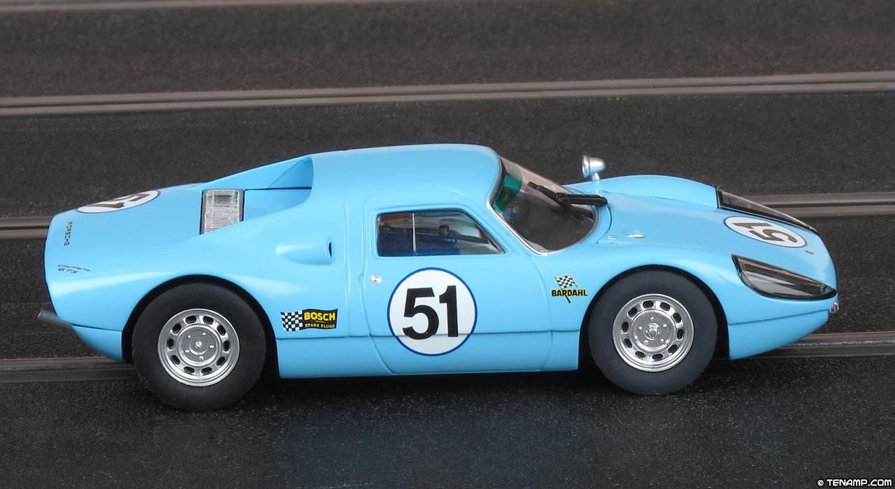 Carrera 27459 Porsche 904 Carrera Gts 51 Blue