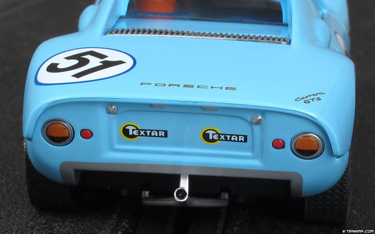 Carrera 27459 Porsche 904 Carrera GTS - #51 blue