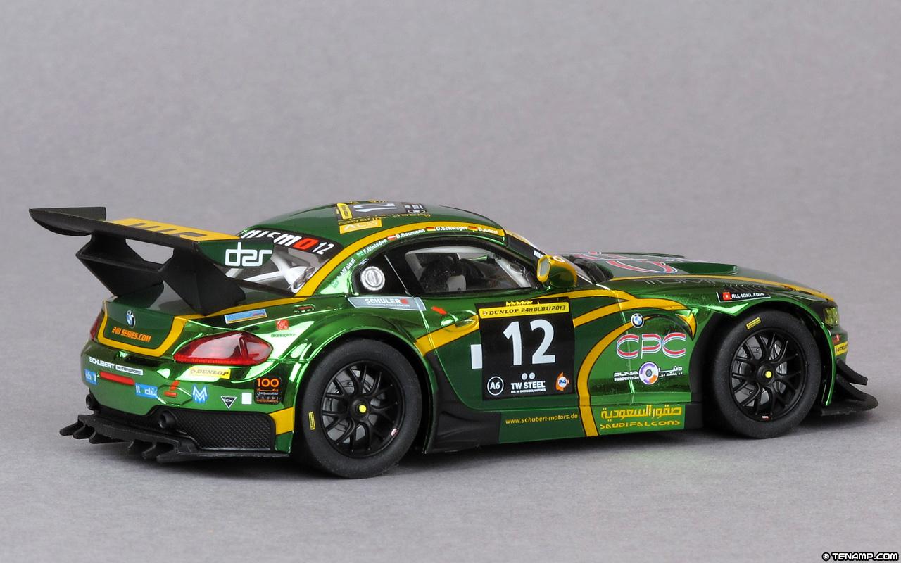 Carrera 27468 Bmw Z4 Gt3 12 Team Schubert Dubai 24h 2013