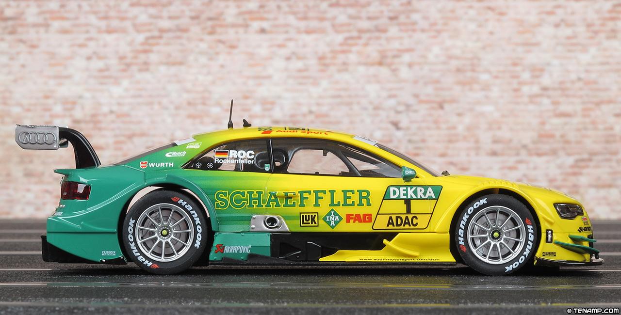 Carrera 27473 Audi A5 Dtm 1 Schaeffler Rockenfeller 2014