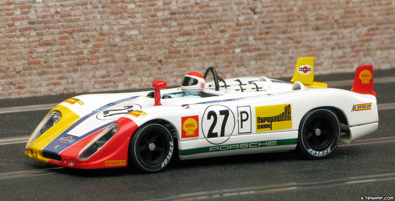 Fly C49 Porsche 908 Flunder Lh 27 Martini Le Mans