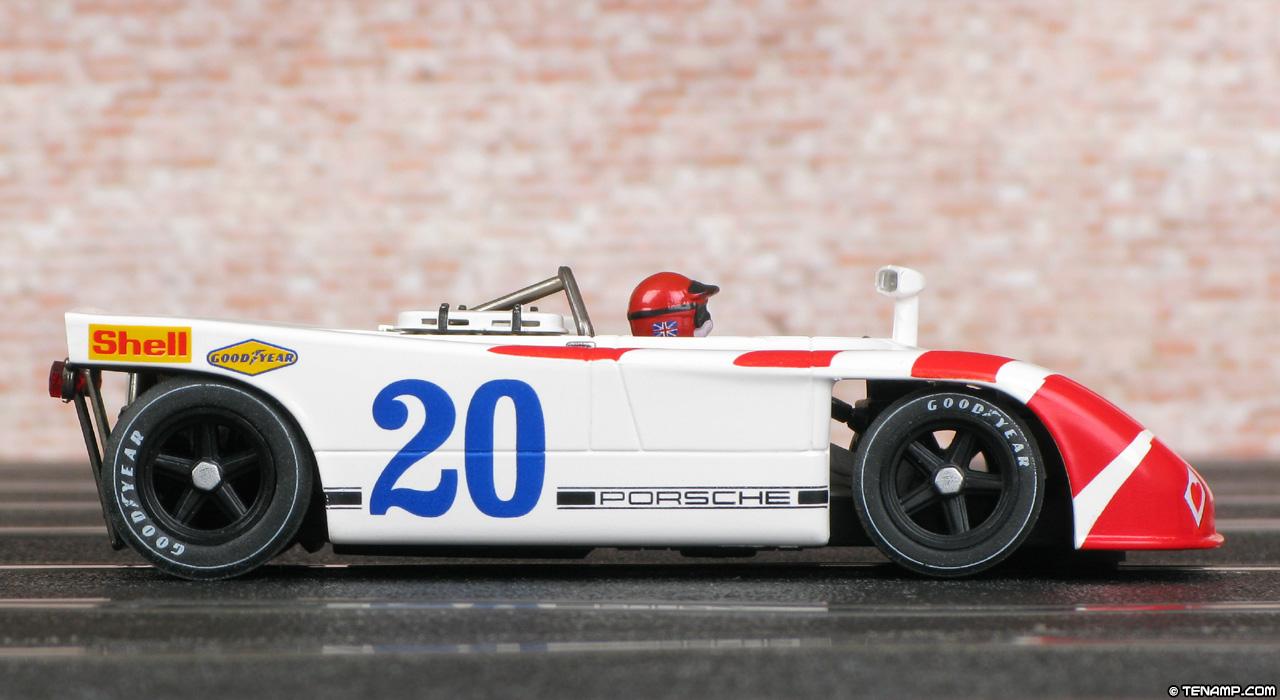 Fly C65 Porsche 908 3 20 Targa Florio 1970 Elford Herrmann