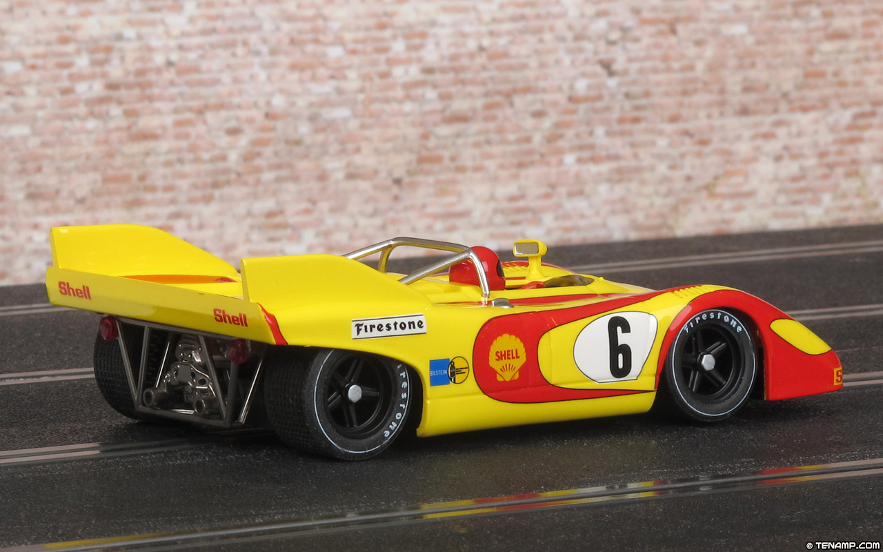 Fly Gb Track Gb7 Porsche 917 Spyder 6 N 252 Rburgring 1972