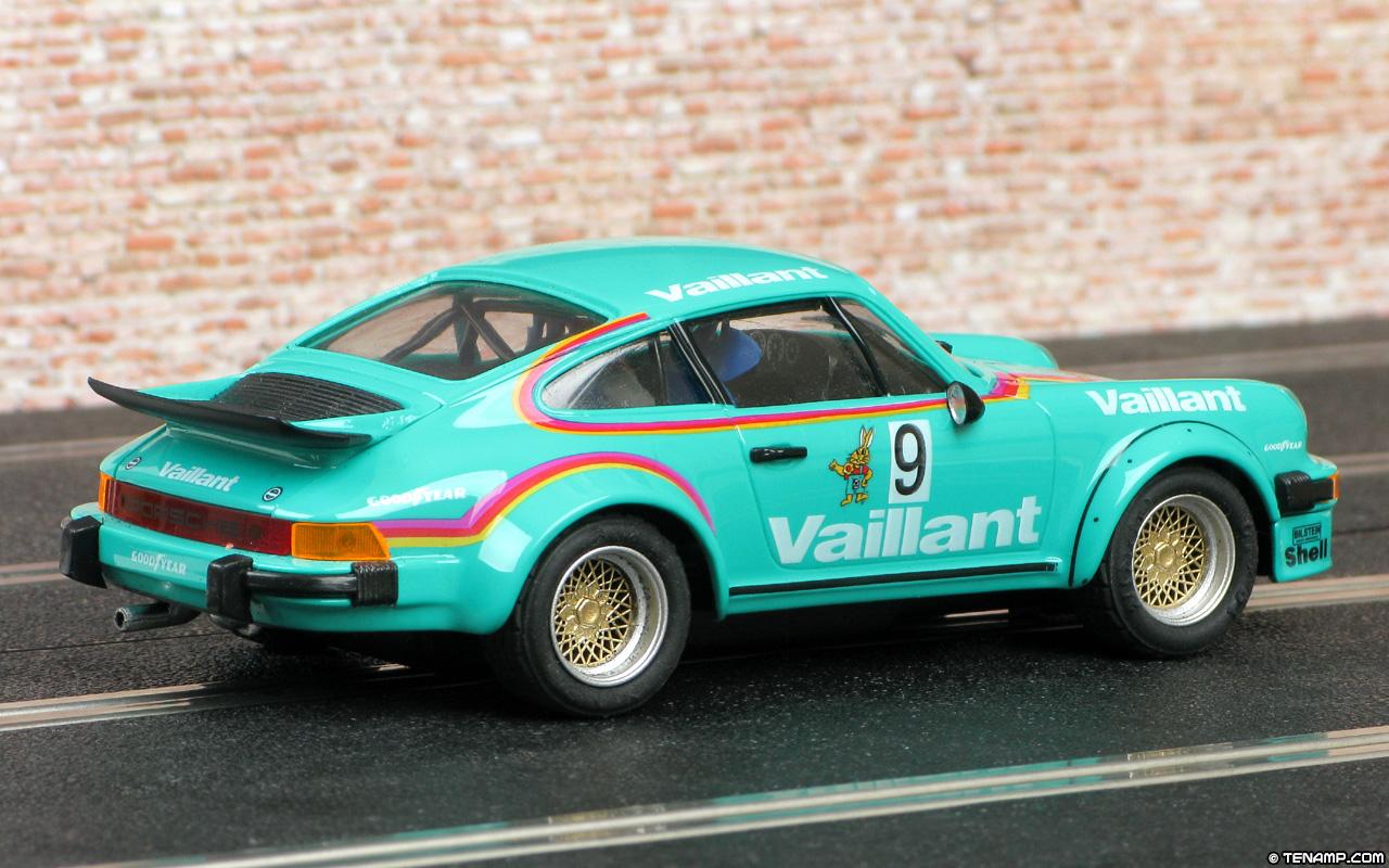 Ninco 50331 Porsche 934 Rsr 9 Vaillant Bob Wollek 1976