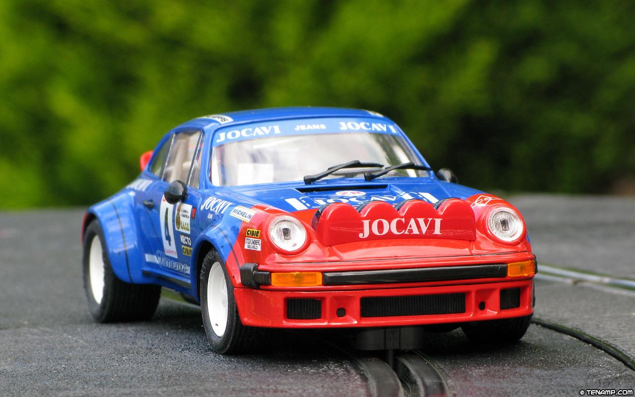 Porsche 911 Sc >> Ninco 50371 Porsche 911 SC - #4 Jocavi Jeans