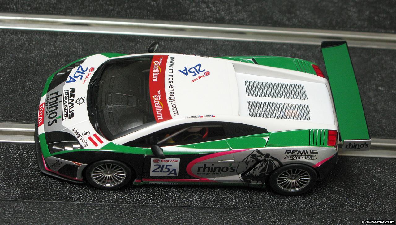 Ninco 50499 Lamborghini Gallardo Gt3 215a Rhino S Remus