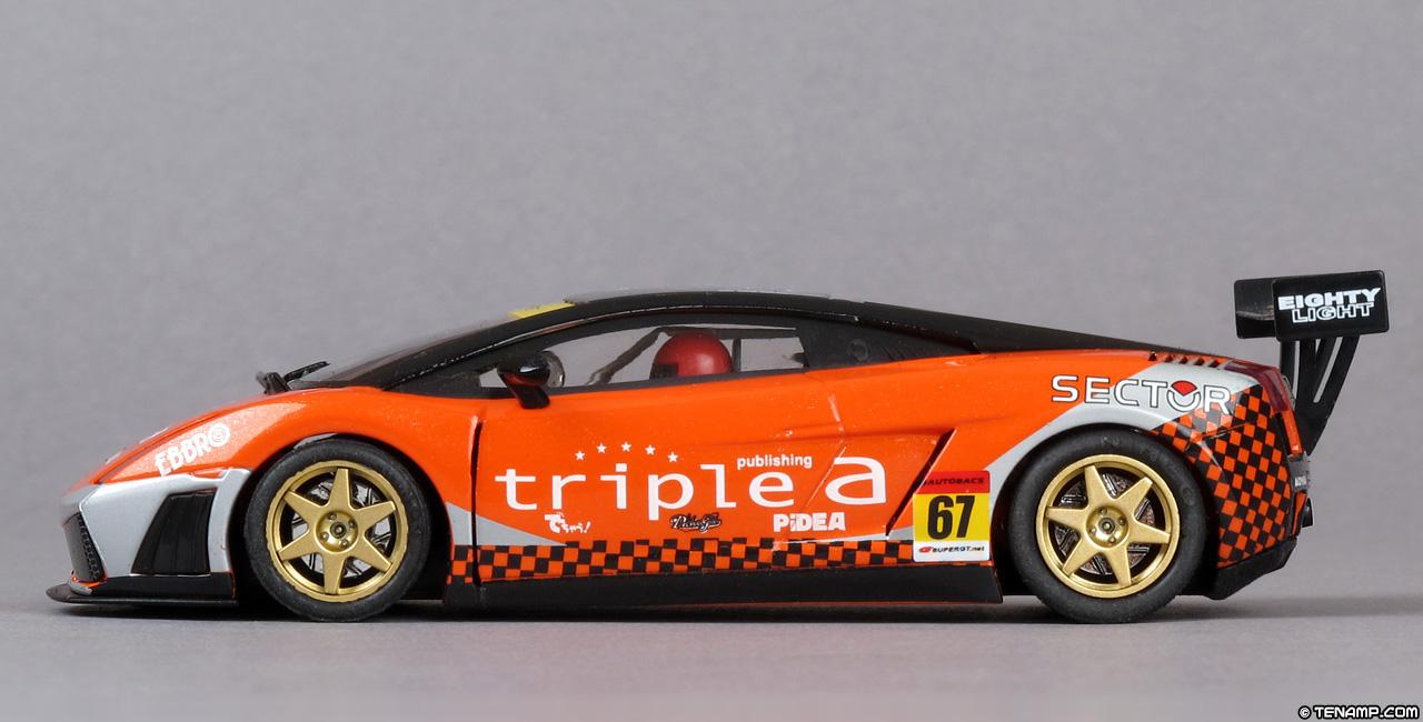 Ninco 50513 Lamborghini Gallardo 67 Triple A Super Gt 2007