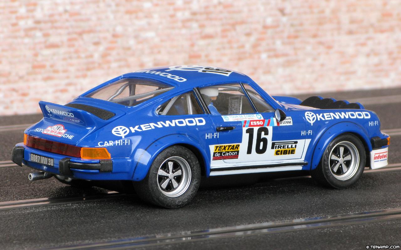 ninco 50573 porsche 911 sc 16 kenwood tour de corse 1982. Black Bedroom Furniture Sets. Home Design Ideas