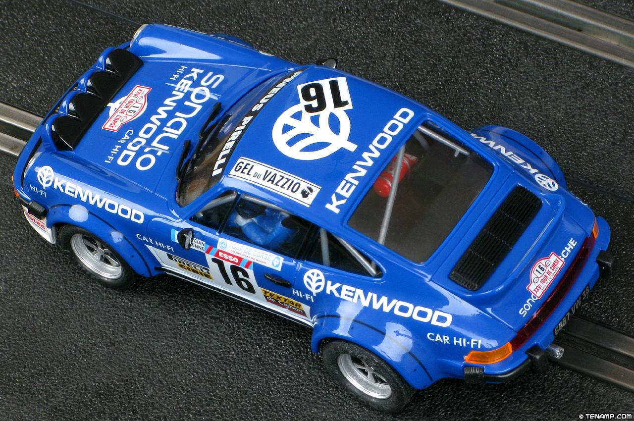 Ninco 50573 Porsche 911 Sc 16 Kenwood Tour De Corse 1982