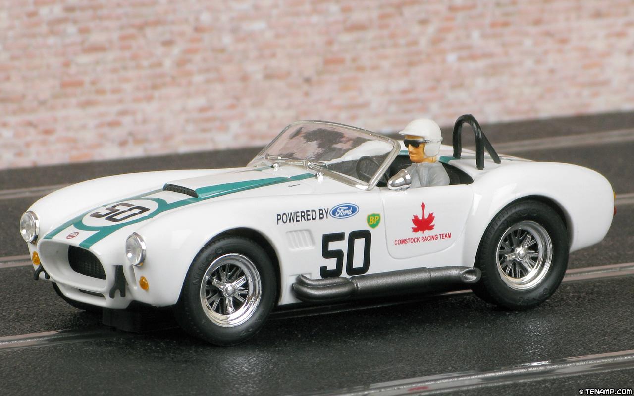 ninco 50585 ac cobra 50 comstock racing team ken miles 1963. Black Bedroom Furniture Sets. Home Design Ideas