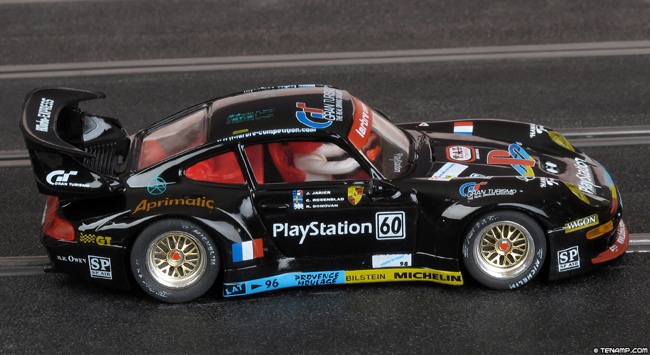 Proslot Ps1005 Porsche 911 Gt2 60 Playstation Le Mans 1998