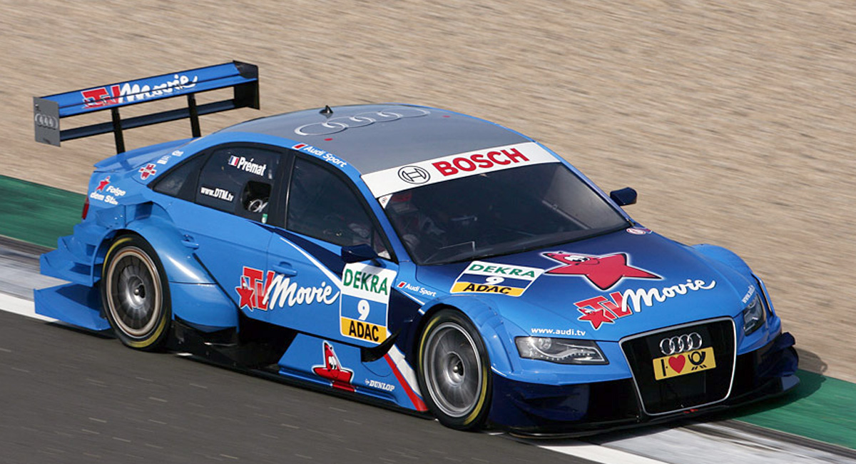 Carrera 27358 Audi A4 Dtm 9 Tv Movie Alexandre Pr 233 Mat 2010
