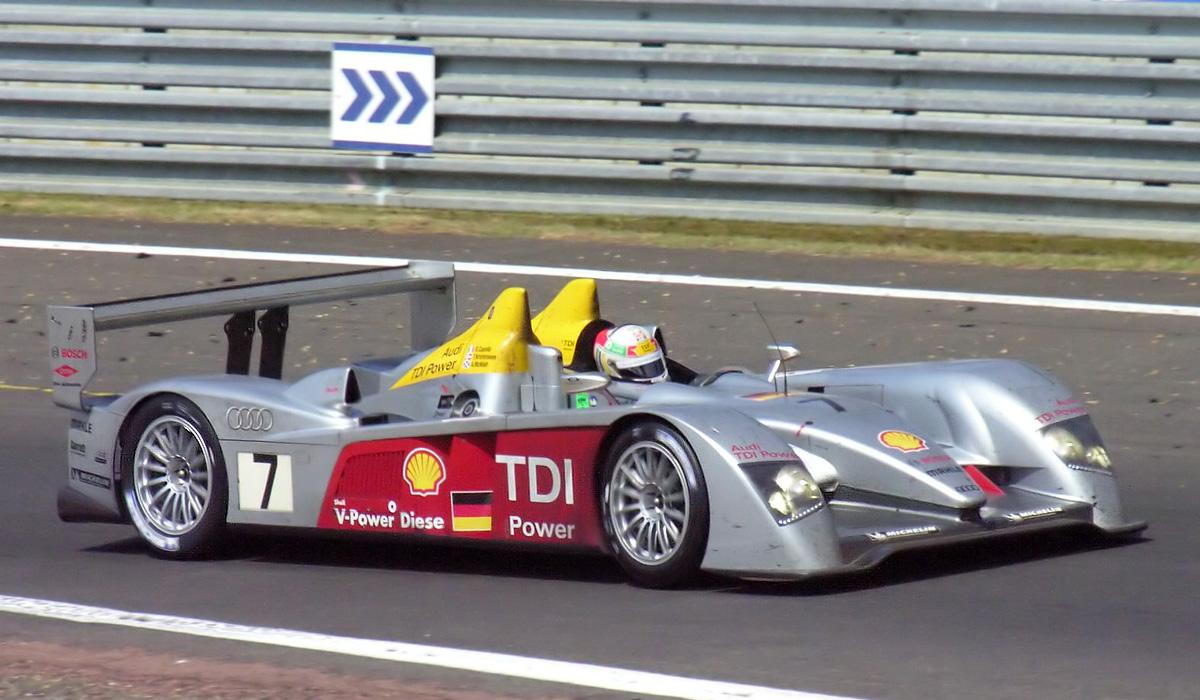 Scx 62750 Audi R10 7 3rd Place Le Mans 24hrs 2006