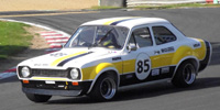 Ford Escort mk1 - #85 Brown & Geeson. JD Classics Challenge and Masters Historic Racing Series 2012