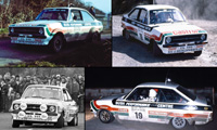 Ford Escort mk2 - #19 Castrol/Bush/Fisher Engineering. 3rd place, Circuit of Ireland 1979, Bertie Fisher / Austin Frazer