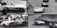 Mercedes-Benz 300 SLR - No19. DNF (withdrawn), Le Mans 24hrs 1955. Juan Manuel Fangio / Stirling Moss