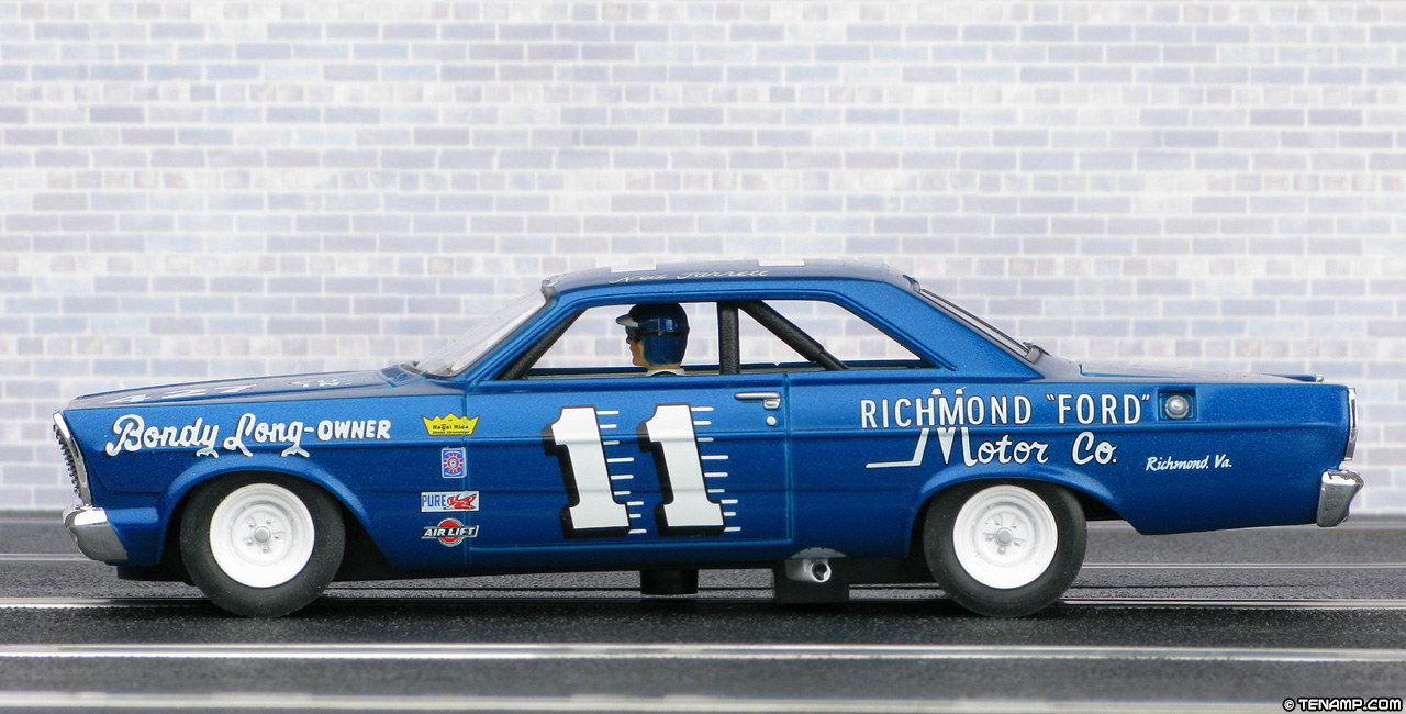 Monogram 85-4887 - 1965 Ford Galaxie 500 - #11. Ned ...