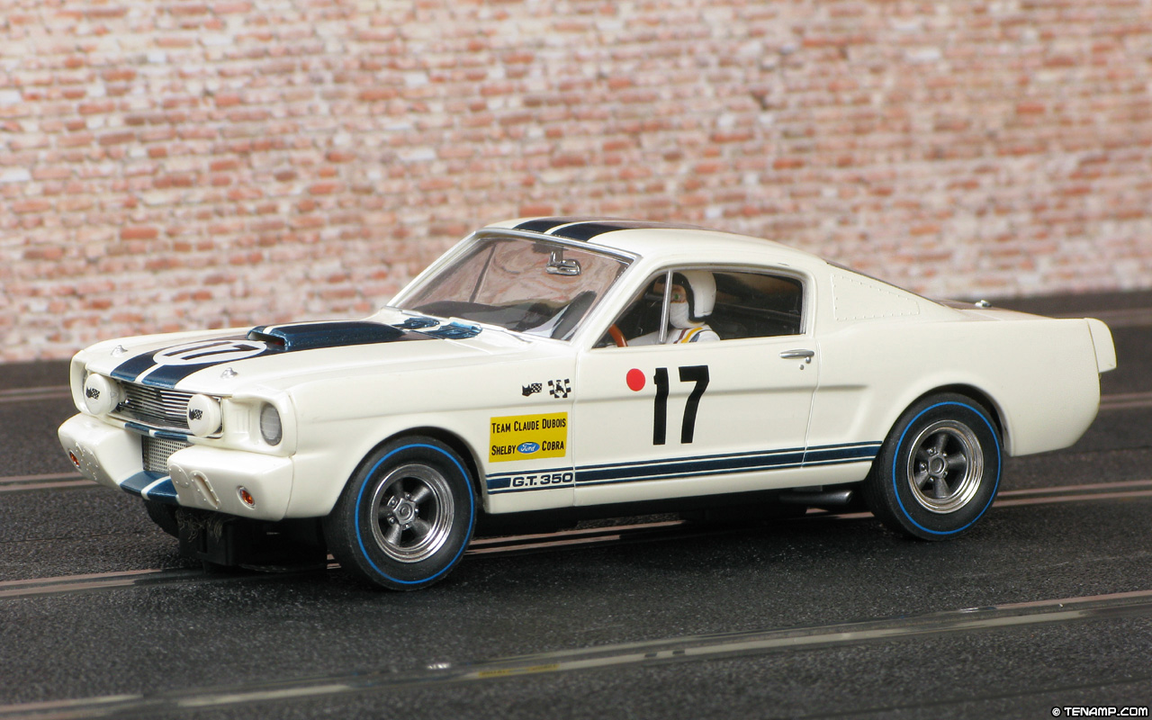 Revell 08369 shelby gt350r le mans 24hrs 1967 01