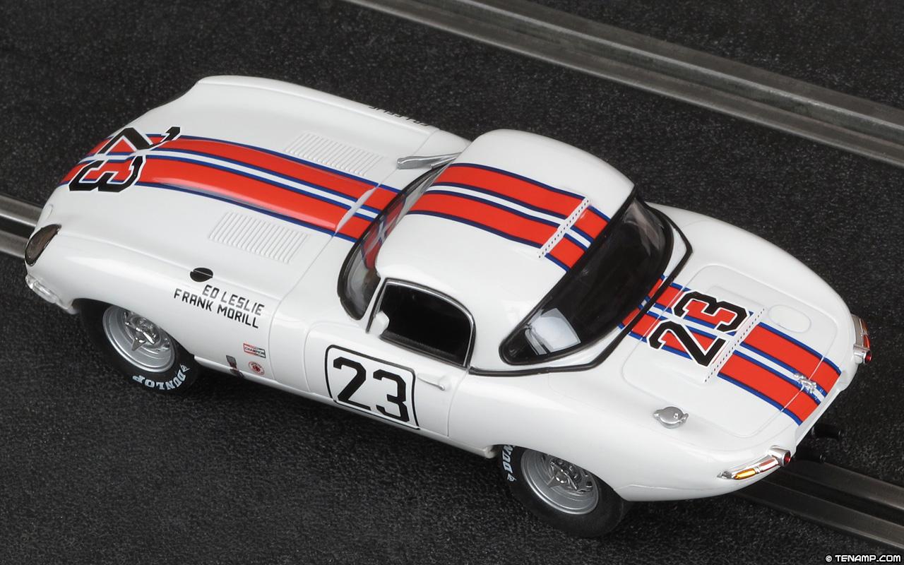 Jaguar E Type >> Revell 08394 Jaguar E-Type - #23, Sebring 12hrs 1963