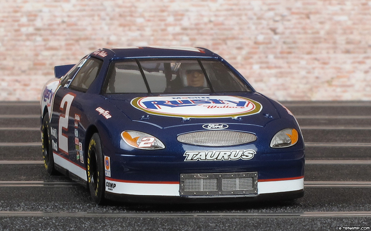 Rusty Wallace Ford >> Scalextric C2374 Ford Taurus - #2. Rusty Wallace 2001