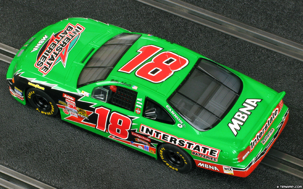 Bobby Labonte 2002 07 Scalextric C2445 Pontiac Grand Prix 18 Interstate Batteries
